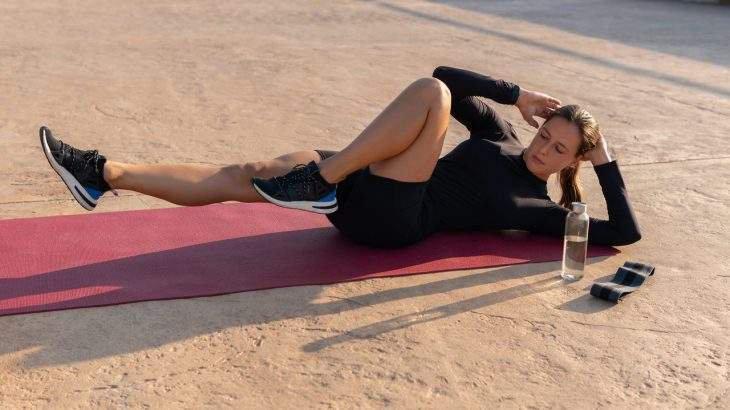 tempo de exercício
