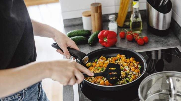 variar o cardápio vegetariano